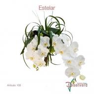Bouquet de Flores Estelar