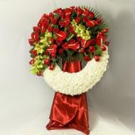 Corona Superior Flor variada